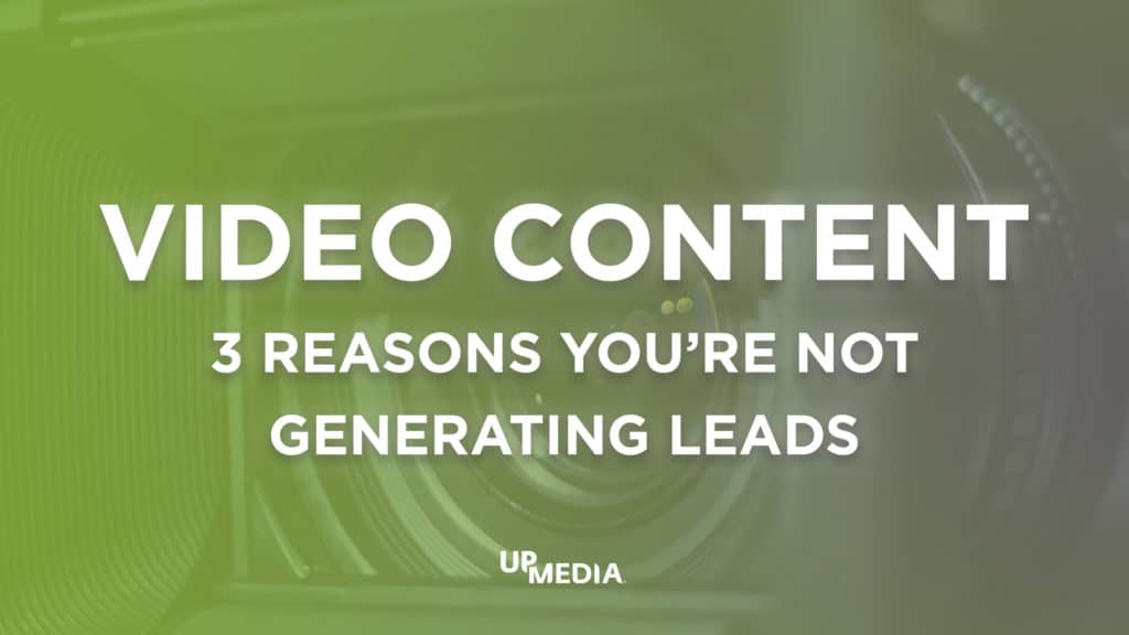 "Camera with text ""Video Content 